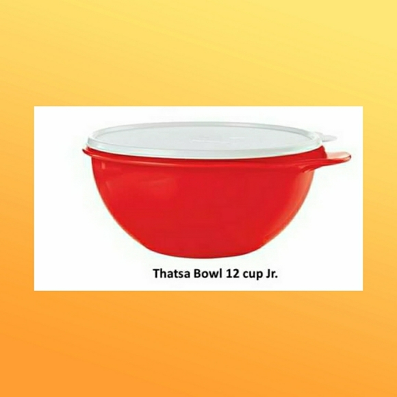 Tupperware Thatsa Jr Bowl